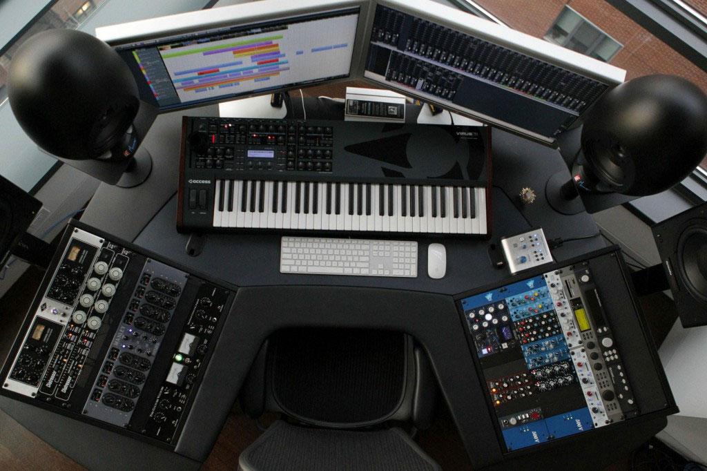 Лучшие музыкальные приложения