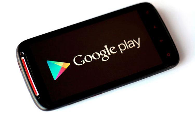 Игры на сенсорный телефон в Google Play