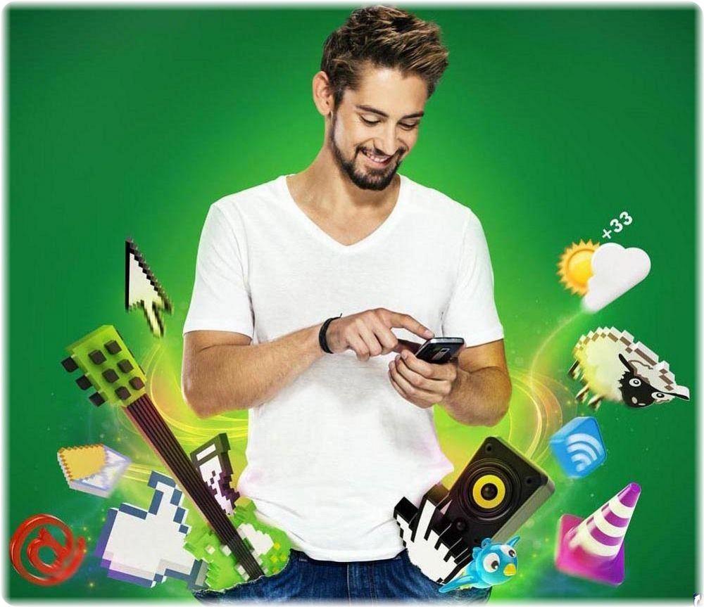 Как отключить рекламу мегафона на телефоне