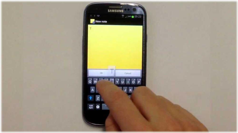 Как отключить T9 на Андроиде