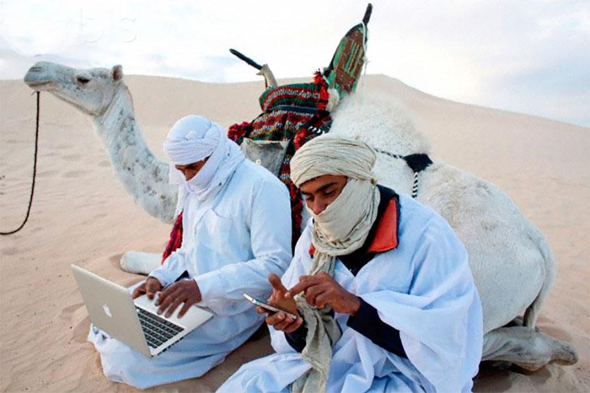 Местные операторы сотовой связи в Египте
