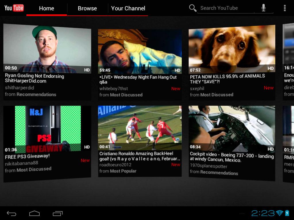 приложение для просмотра видео на андроид скачать бесплатно - фото 2