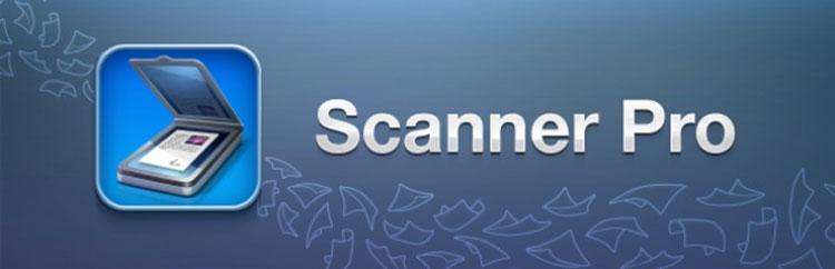 Бизнес-приложение Scanner Pro для Iphone