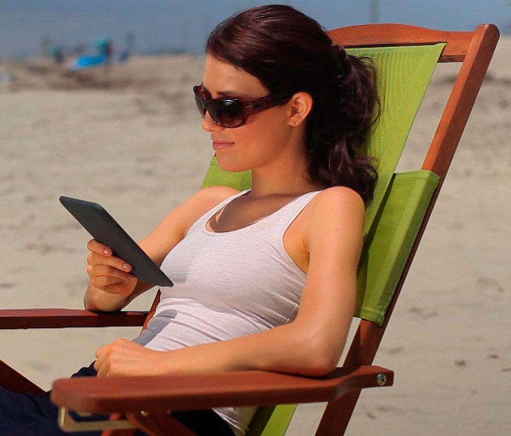 Преимущества электронной книги