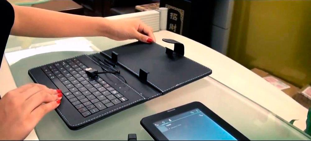 USB клавиатуры