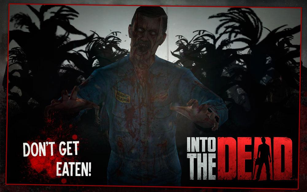 Зомби в тумане the Dead