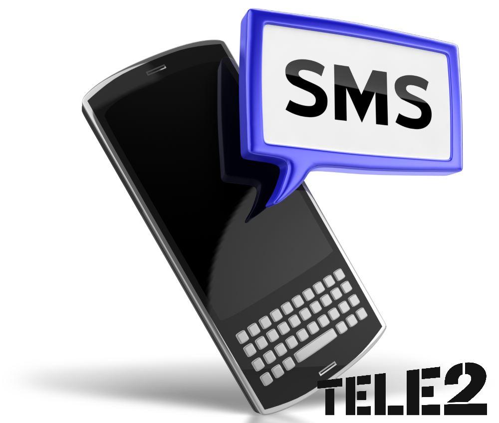 Как отключить бесплатные СМС на Теле 2?