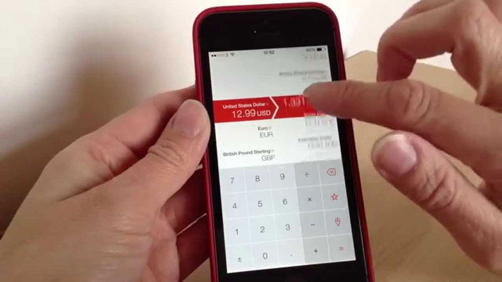 Приложение Vert-2 для Iphone