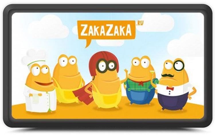 Приложение для IPhone «ZakaZaka»