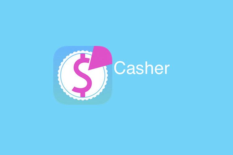 Приложение для IPhone Casher