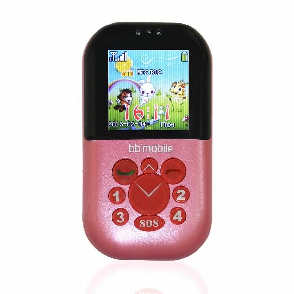 телефон для ребенка bb-mobile