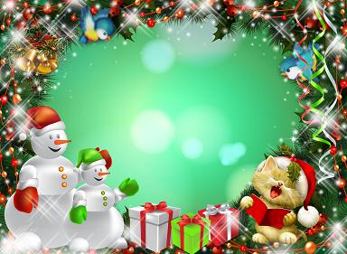 Frames Christmas