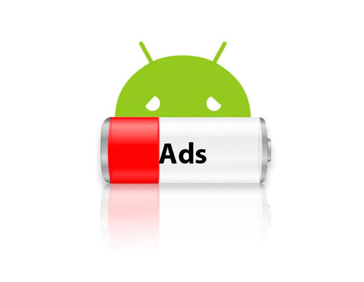 Реклама в бесплатных приложениях