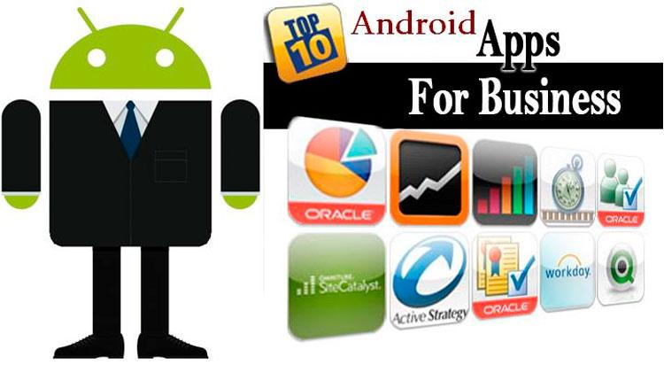 Самые полезные программы на Android для бизнесменов.</body></html>