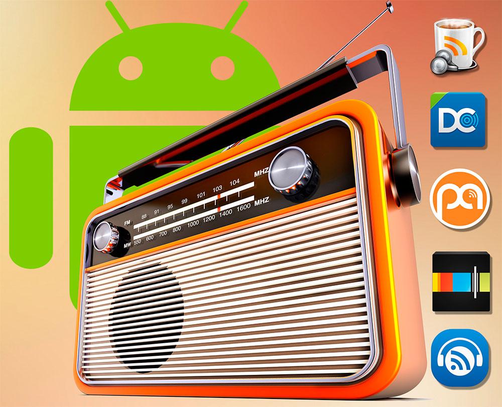 Приложения для прослушивания подкастов