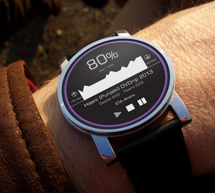 Умные часы Moto 360 от компании Motorola