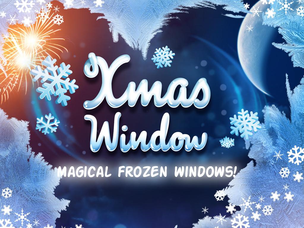 Xmas Window