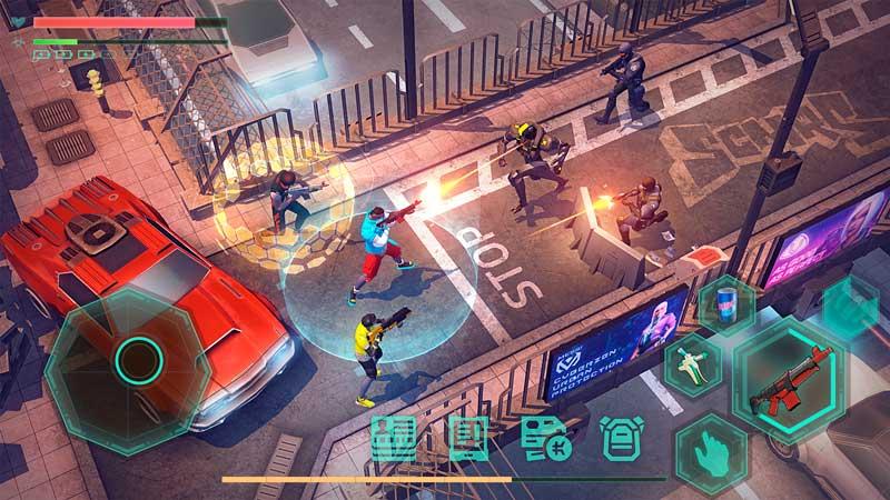 Cyberika: Киберпанк экшен RPG