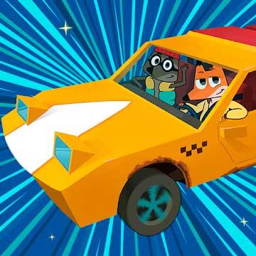 Лекс и Плу Космическое Такси