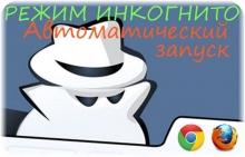 Режим инкогнито в браузере: как включить и использовать?