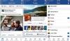 Социальные сети в устройствах с iOS и Android